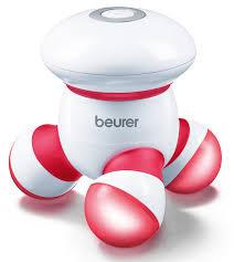 Купить <b>Массажер BEURER MG16</b>, красный в интернет-магазине ...