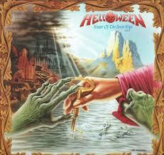 <b>HELLOWEEN Keeper of</b> the Seven Keys part 2 LP VINYL – ALONE ...