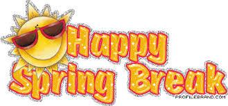 Image result for spring break cartoon kids