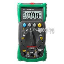 <b>Мультиметр Mastech MS8233D</b> купить в интернет магазине