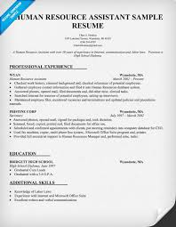 ideas about Resume Objective on Pinterest   Resume review         Human Resources Sample Resume Objectives