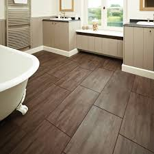 hardwood floor small bathrooms