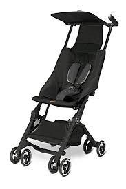 Pockit Lightweight Stroller, Monument Black : Baby - Amazon.com