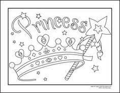 Small Picture Kids Crafts Colour book Frogs and Frog princess