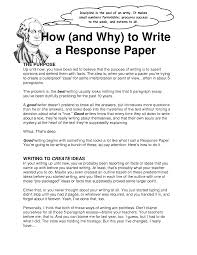 writing reaction paper how to write a reaction paper for movie how to write a reaction paper duplex atefoot
