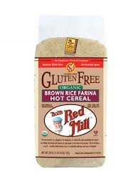 <b>Organic Brown Rice Farina</b> :: Bob's Red Mill Natural Foods