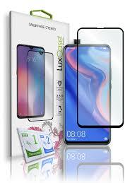 <b>Защитное стекло Huawei P Smart Z 2019</b> 2.5D Полноклеевое ...