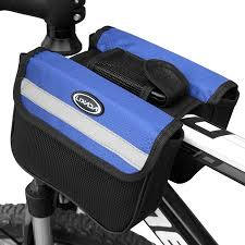 Lixada <b>Cycling Bike</b> Top Tube <b>Bag Mountain Bicycle</b> Front Frame ...