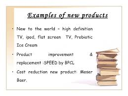 new product development process  new product that provide similar performance at lower cost