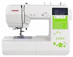 <b>Швейная машина Janome 4100L</b> — купить по выгодной цене на ...
