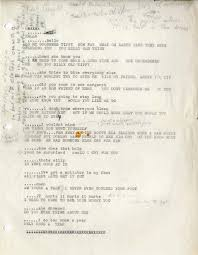 lot detail marilyn monroe s very own hand annotated script from marilyn monroe s very own hand annotated script from her last movie something s