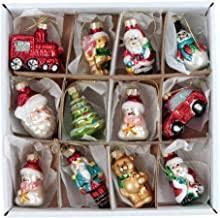 Retro Vintage Christmas Decorations - Amazon.co.uk