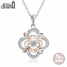 Wholesale <b>Effie Queen 100</b>% <b>925</b> Sterling Silver Material Women ...