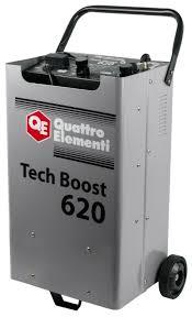 Пуско-зарядное <b>устройство Quattro Elementi Tech</b> Boost 620 (771 ...
