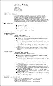 industry snippets career advisor resume