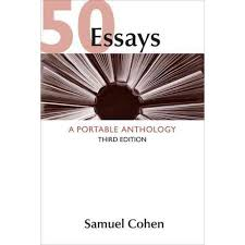 essays  a portable anthology   walmart com  essays  a portable anthology