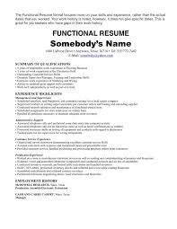 examples of resumes resume amazing qualifications for example 89 fascinating example of job resume examples resumes