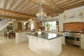 open kitchen design farmhouse: major appliances for small kitchens good major appliances for small kitchens  open plan fittted kitchen