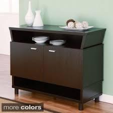 room servers buffets: furniture of america modern avant garde  cabinet dining buffet server
