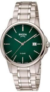 Наручные <b>часы Boccia Titanium</b> — купить на официальном сайте ...