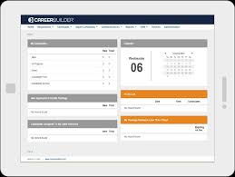 recruiting employment screening human capital management careerbuilder applicant tracking product screenshot