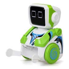 Робот <b>SILVERLIT</b> 88548-1 <b>футболист Кикабот зеленый</b> — купить ...