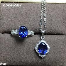 <b>KJJEAXCMY Fine jewelry</b> Tanzanite Topaz women's models new ...