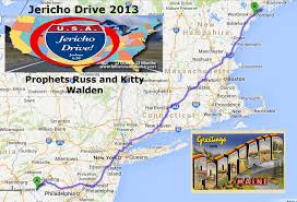 announcing the jericho drive a coast to coast prophetic great meeting in lancaster last night it is such a blessing to meet people for the first time that we have been ministering to and loving for so long via