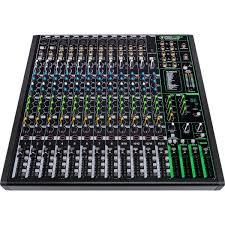 Mackie ProFX16v3, купить <b>аналоговый микшерный пульт Mackie</b> ...
