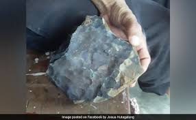 Man Becomes Overnight Millionaire After <b>Meteorite</b> Crashes ...