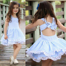 <b>Summer Party Dresses</b> for Girls 2-16 Years for sale | eBay