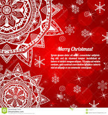 invitation christmas card abstract snowflakes royalty invitation christmas card abstract snowflakes royalty stock photography