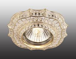 Встраиваемый <b>светильник Novotech</b> Vintage 369856 — купить в ...