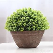 Supla <b>1pcs</b> big 8.5 x 11 inch Artificial Topiary Plant Top Plant in ...