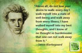 Walking Quotes by Muir, Thoreau, Kierkegaard and Davies | This ...