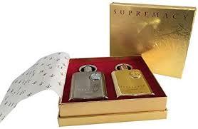 <b>Supremacy Giftset</b> by <b>Afnan</b> 2pcs (<b>Supremacy</b> Gold EDP 100ml ...