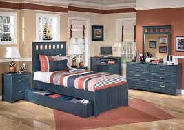 leo twin panel bed w storage dresser mirrorsignature design by ashley ashley leo twin bedroom set