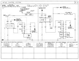 1991 mazda b2600i wiring diagram fuel control fuel pump relay 1991 mazda b2600i engine control wiring diagram