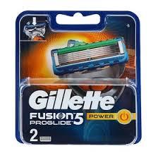 <b>Сменные кассеты Gillette Fusion5</b> ProGlide Power, 5 лезвий, 2 шт ...