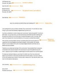 proper way to write a business letter   best resume sampleproper way write thank you letter