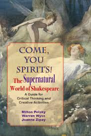 shakespeare s th supernatural in bard s plays keeps em coming shakespeare s 400th supernatural in bard s plays keeps em coming back