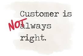 customer is always right essay customer is always right