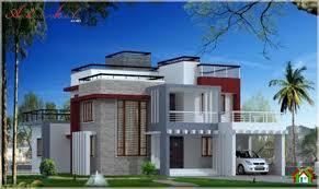 Contemporary House Designs In Kerala   Homemini s comArchitecture Kerala Square Feet Stylish Contemporary Style House Low Cost Designs In Plans