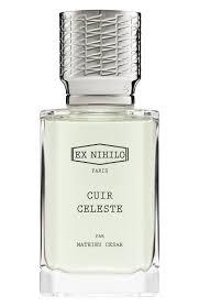 Парфюмированная <b>вода Cuir Celeste</b> EX NIHILO для женщин ...