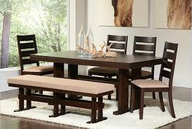 veneer dining table full if you like pink or soft tones this dining set is for you its