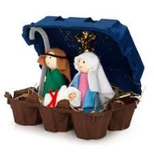 christmas creche diy
