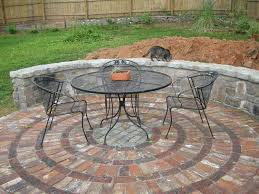 brick patio designs inspiration