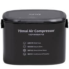 Автомобильный <b>компрессор Xiaomi 70mai Air</b> Compressor Midrive ...