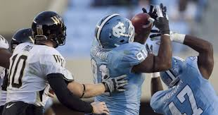 ACC teams Wake Forest and North Carolina schedule non ...