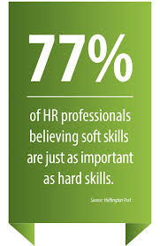 international top soft skills necessary for the from to publications the sudden awareness and conversation surrounding hard versus soft skills might seem new however employers have always been